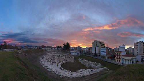 sunrise ancienttheater