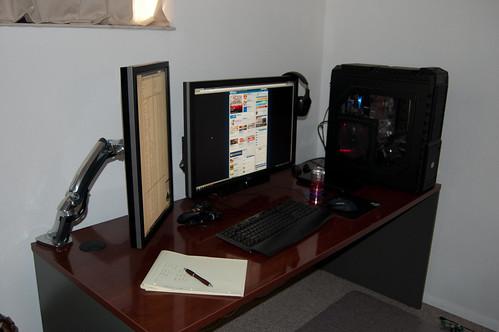 Desk Setup 2