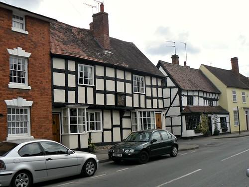 Tudor /Elizabethan street