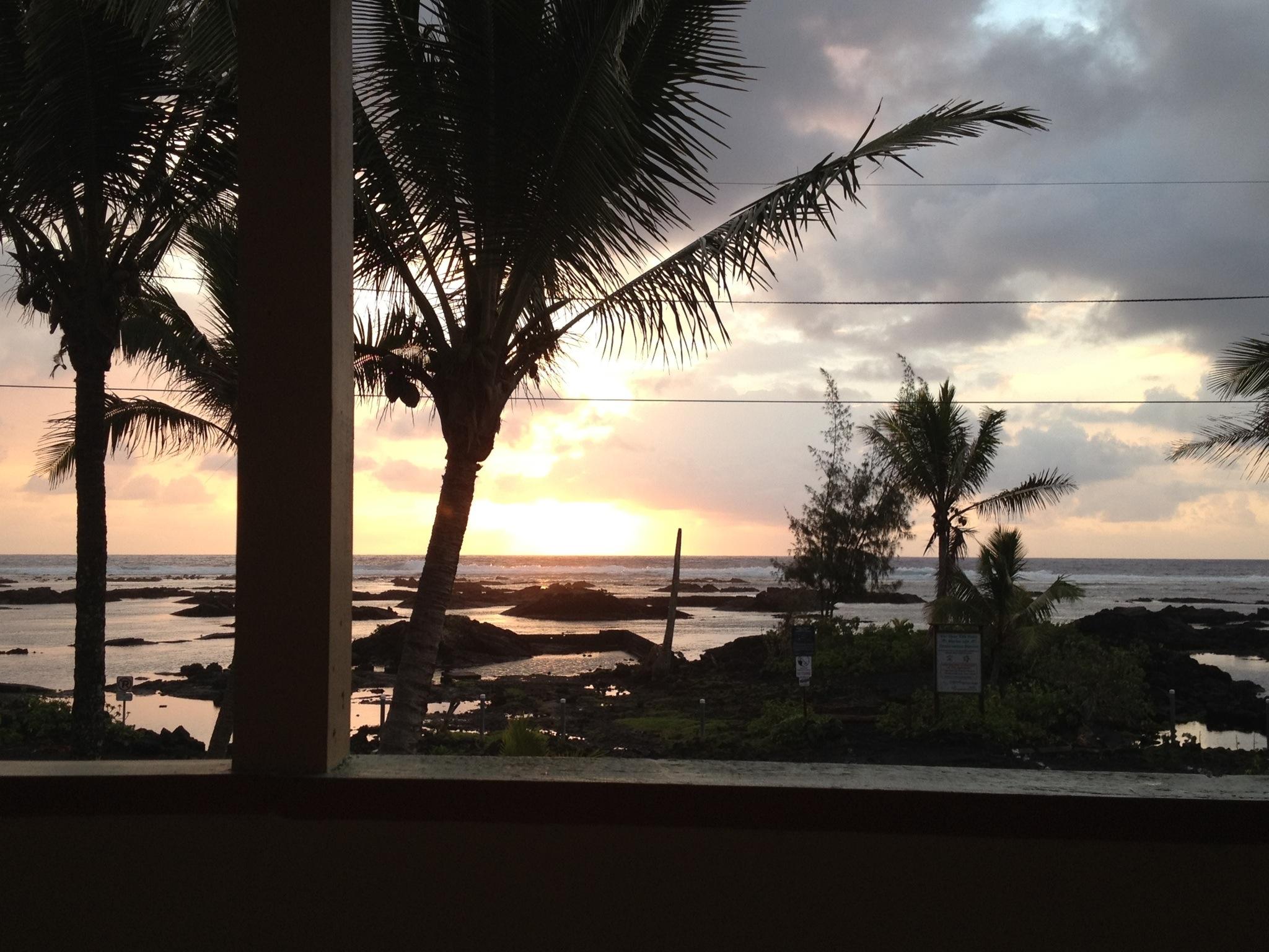 St Augustine Beach Sunset Point Hoa