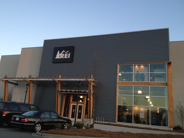 REI - Carolina Place Mall - Pineville, NC