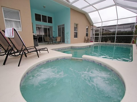 Global Resort Home Hot Tub