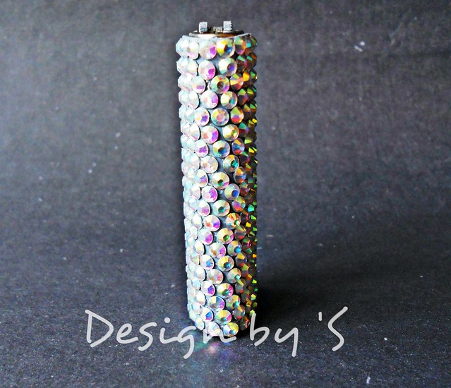 Bling bling lighter cover