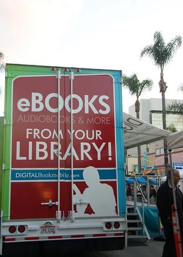 Digital Bookmobile and eBooks