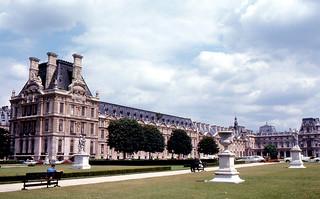 Paris - Louvre (North Wing)