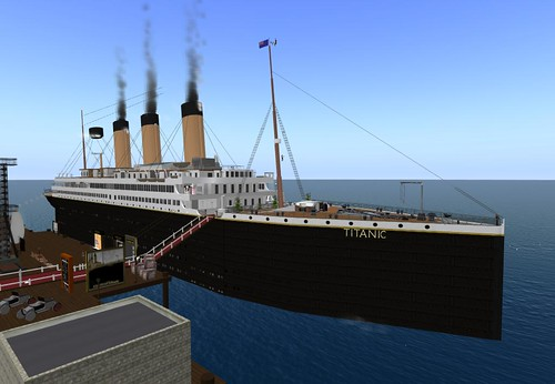 RMS Titanic 100 Year Anniversary by Cherokeeh Asteria