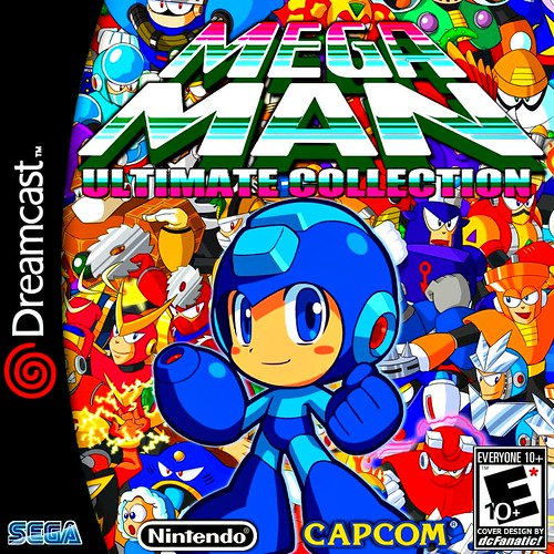 MegaMan Ultimate Collection by dcFanatic34