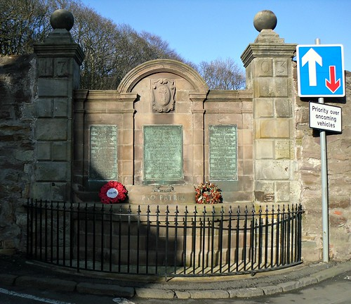 War Memorial, West Wemyss, Fife