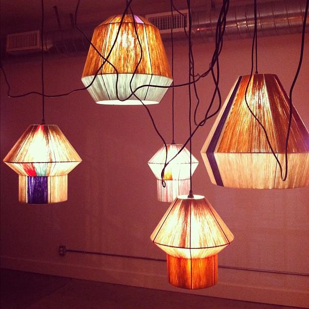 bon bon lamps by ana kras