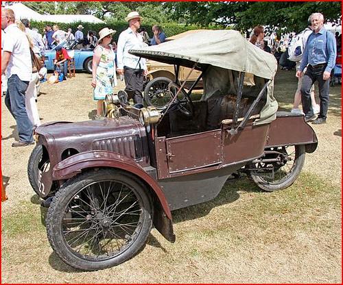 1912 Morgan