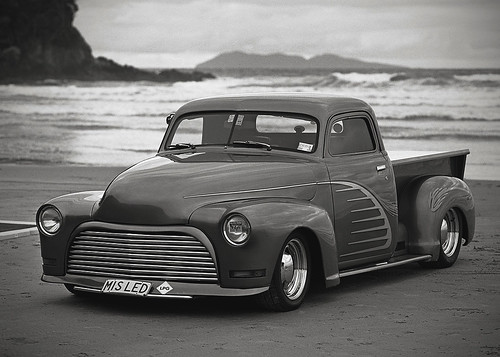 Chevrolet Custom Pickup