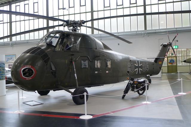 Sikorsky H-34 G