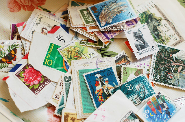 Favorite postal stamps
