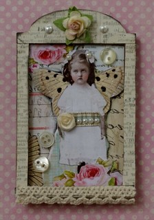 shabby chic fairy