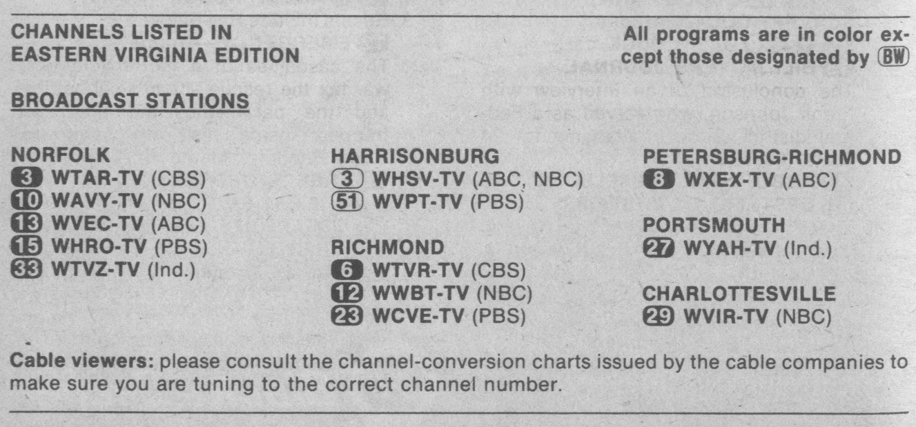 TV Guide: 1980s Collection