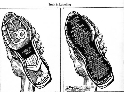 Truth in Labeling - Danziger