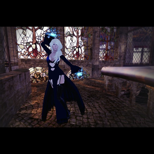 Fantasy Faire 2012 - Gothic Passinate Dreams
