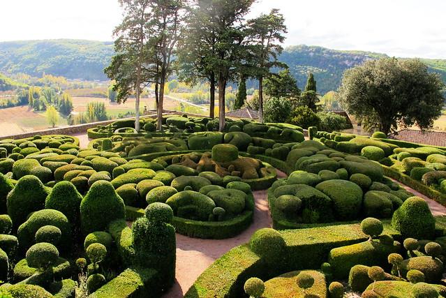 死ぬまでに一度は行きたい世界の絶景:マルケイサック空中庭園