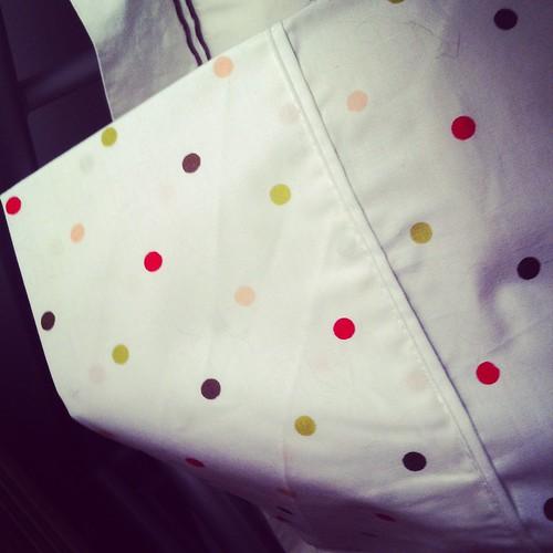 New polka dots sheets!