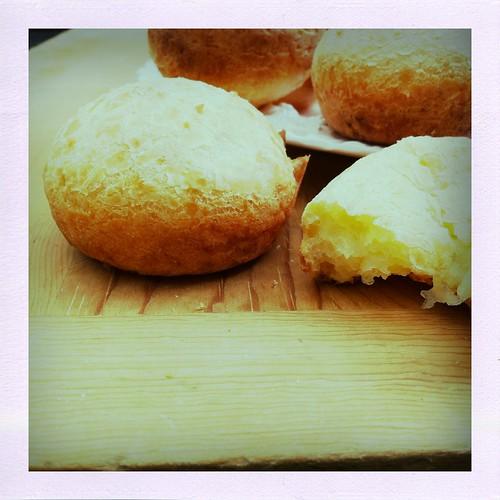cheesy brazilian bread