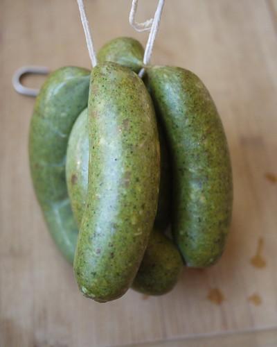 Chorizo Verde