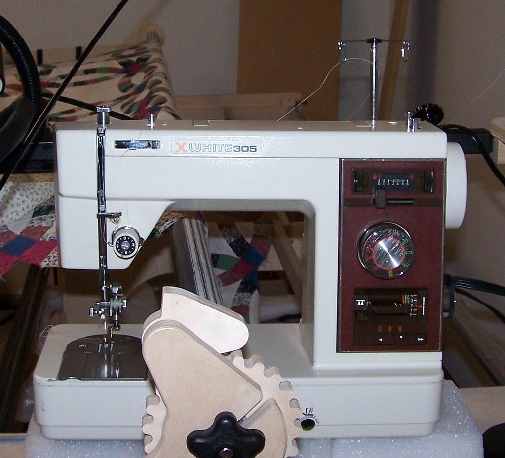 Semi Industrial Sewing Machine
