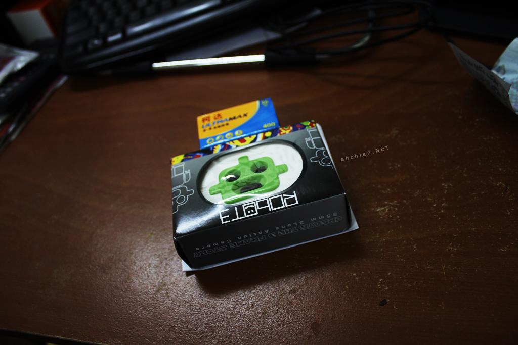 Robot3 - 小白