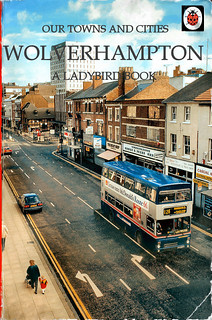 The Ladybird Book of Wolverhampton!