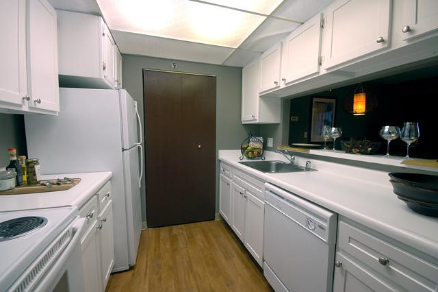 Detroit City Apartments In Detroit Mi 1 Bedroom Apartment Kitchen Model Flickr Photo Sharing