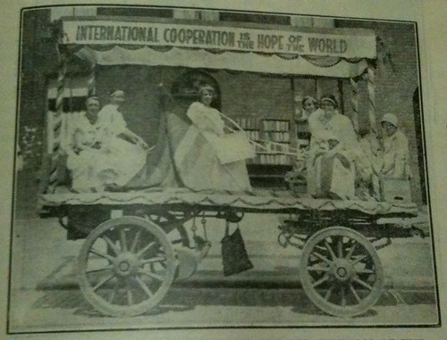 Eccles 1935 International Co-op Day