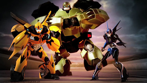 Transformers Prime to be a Nintendo Exclusive