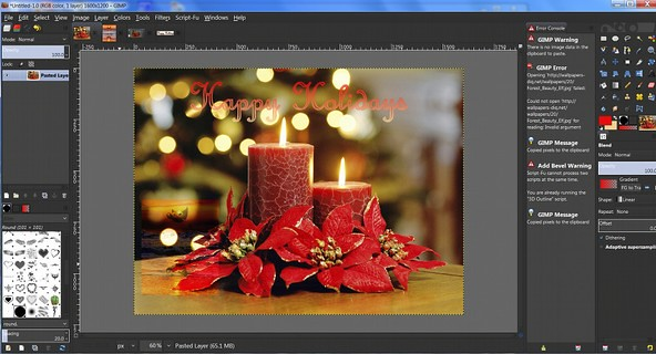 gimp-2.7.5-screen [Facilware]
