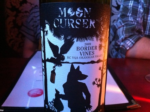Moon Curser Bordeaux Blend 2009