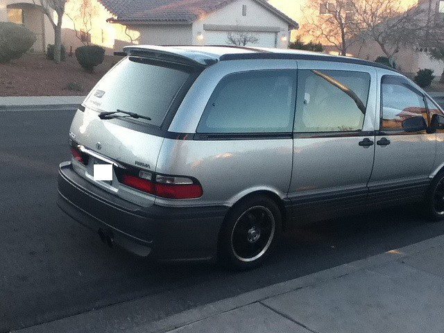 Post Pics Of Your Previa Here Page 13 Toyota Nation Forum Toyota Car And Truck Forums