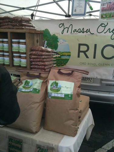 rice stand