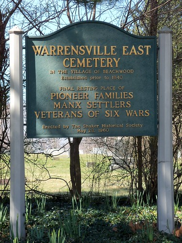 Warrensville East Cemetery