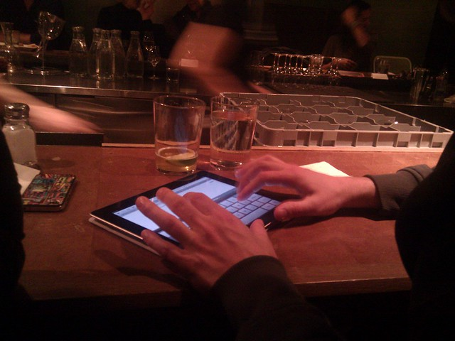 iPad-Deloitte