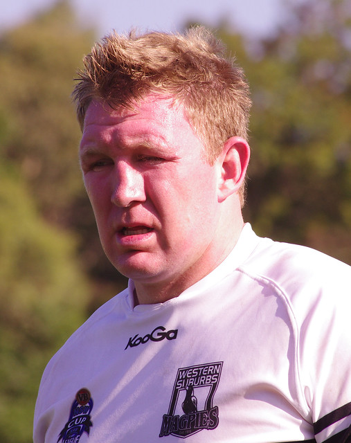 Header of Aaron Sweeney