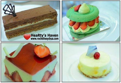 cake club cake selections