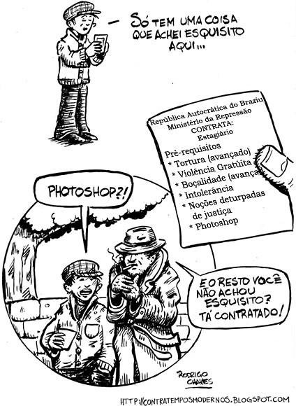 Lei e Ordem, por Rodrigo Chaves