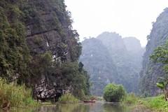 Baie d'Ha Long Terrestre - Ninh Binh - Hoa Lu - 72
