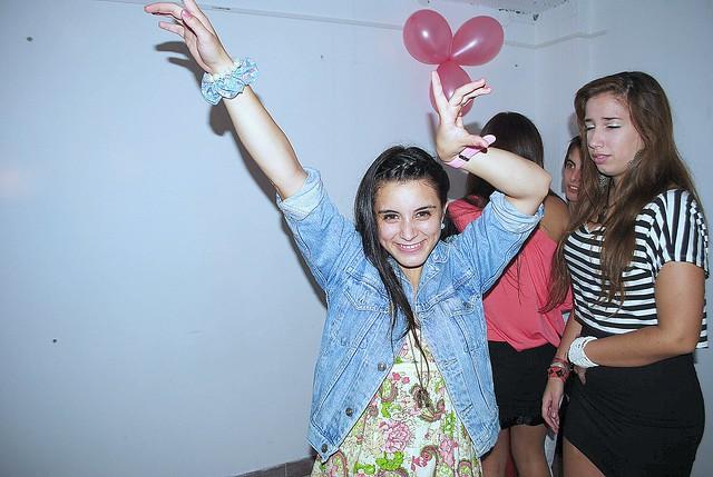 Micaela - Lucy's fest