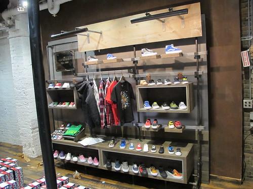 DQM Vans General Store Basement gets new Fixtures – New York Design ... de44ea3c7392