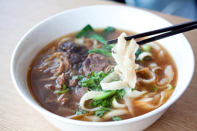 Dao Xiao Mian (Beef)
