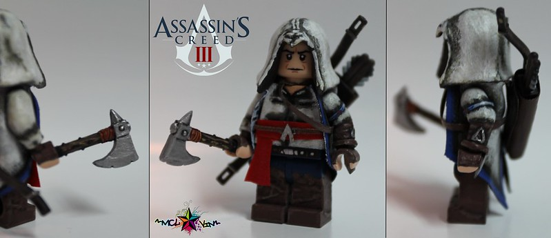 "Connor Kenway ""Ratohnhaké:ton"" - Assassin's Creed III"