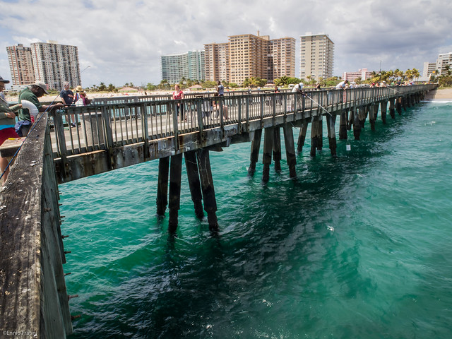Pompano beach fishing pier flickr photo sharing for Pompano fishing pier