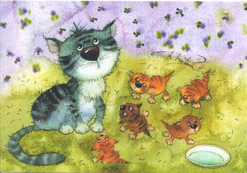 Viktoria Kirdy Cats
