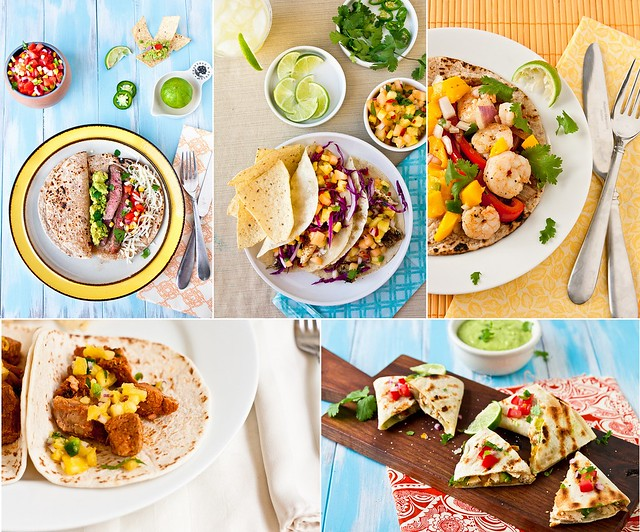 Cinco de Mayo Entrees