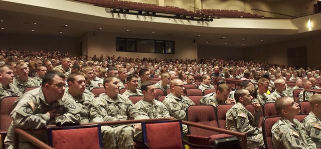 Inside the Auditorium