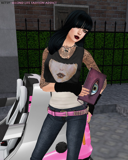 Kets Von Delight - NEW Blog Post @ Second Life Fashion Addict